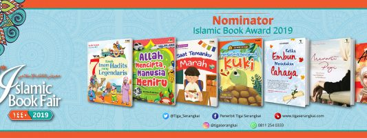 Nominator Islamic Book Award 2019